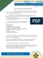 AP21 AA24 Operaciones Internacionales