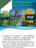 Lucila Plantas Medicinais Para Tratar o Mal de Parkinson