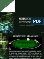 Presentación Robocode
