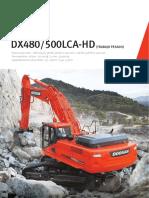 Dx480lca Dx500lca Hd