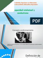 Visión y Modelos Conceptuales de La Discapacidad