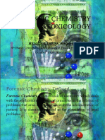 Forensic Chemistry & Toxicology