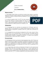 Guia de Ejercicios 2° Ley Termodinámica (1)
