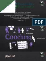 Investigacion Documental Sobre Coaching Unidad 1