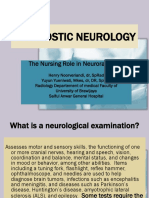 Bahan Kuliah PSIK Diagnostic Neurologi