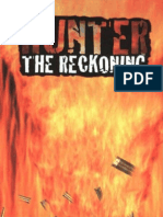 Hunter - Reckoning - Corebook