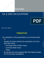 Pre-school Oil & Gas Calcs