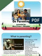 On Parenting