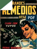 Los Grandes Remedios Vegetales