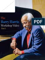 Barry Harris Jazz Workshop Pdf Reader