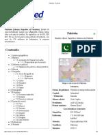 Pakistán - EcuRed