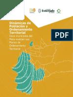 Dinámicas de Población y Ordenamiento Territorial