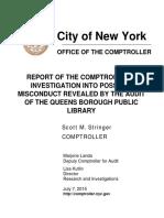 QBPL Investigative Report Final