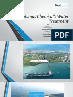 Asahimas Chemical's Water Treatment