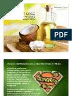 Jacqueline Bohmer Coconut Oil