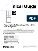 R600a Service Manual
