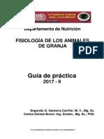 Guia de Practicas Fisio 2017 II