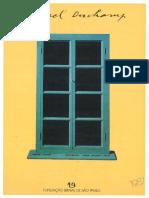 19ª Bienal de São Paulo - Marcel Duchamp 1987