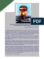 Manejo de Armas de Destruccion Masiva en Estados Unidos-En Casa de Herrero Cuchillo de Palo? -Melba-2007
