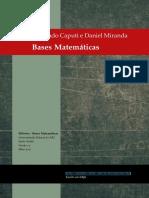 Livro - Pré Calculo Bases Combinatorias