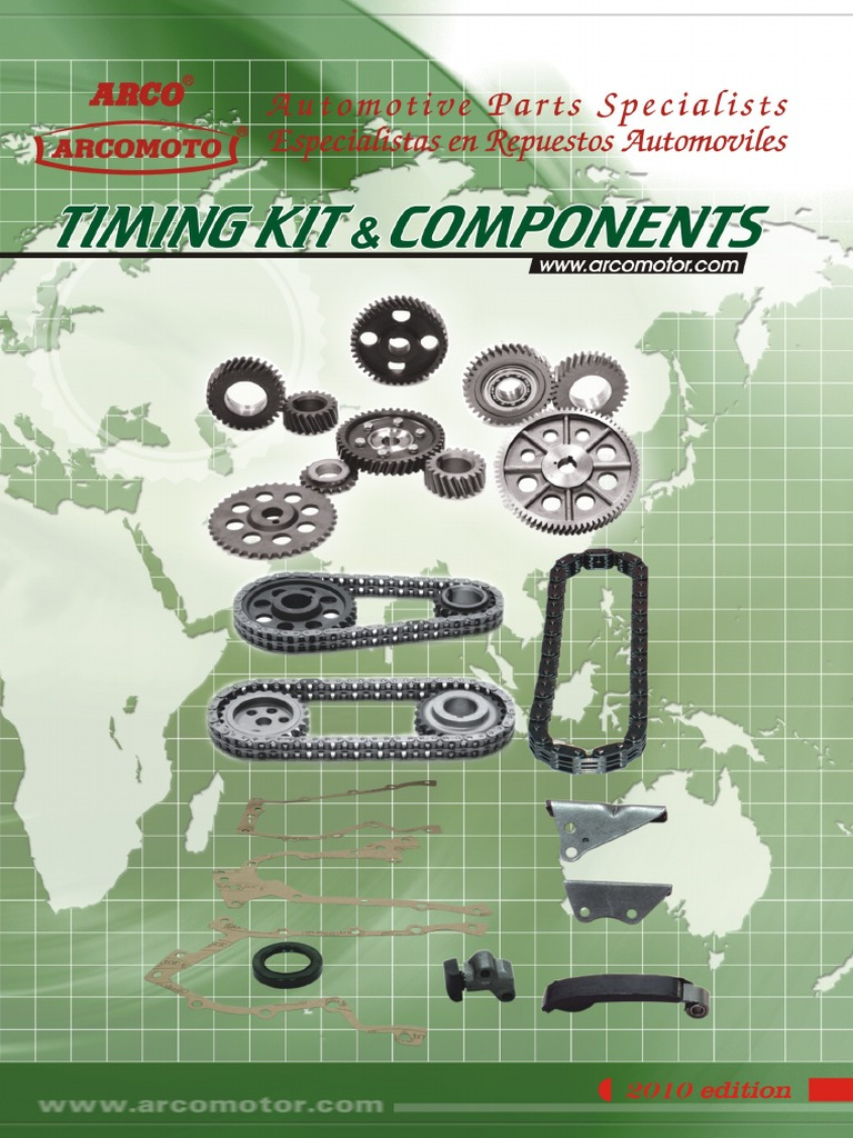 FOR FORD MONDEO 1.8 2.0  2000-2007  NEW TIMING CAM CHAIN KIT COMPLETE OE