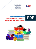 Project Proposal in Reading San Ramon