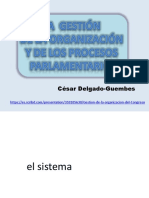 CDG - Gestión de la organización del Congreso