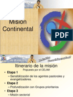 MISION CONTINENTAL EN AREQUIPA.ppt