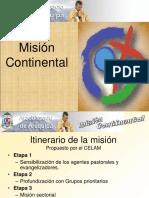 Mision Continental en Arequipa Power-sabado