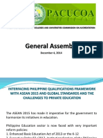 PACUCOA - General Assembly Revised-Dr.belina de Leon