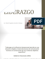 LIDERAZGO por  Angélica Limache