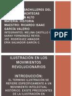 Influencia de la ilustración en los movimientos revolucionarios.pptx