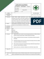 BABEKO 2.3.15.EP5 SOP Audit Penilaian Kinerja Pengelolaan Keuangan Doc