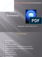 Li Fi Technology Ppt