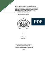 55578647-Analisis-Dampak-Eksplorasi-Tambang-Emas-proposal.doc