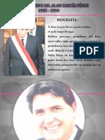 Primer Gobierno de Alan Garcia