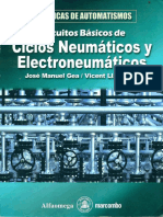 Circuitos Básicos de Ciclos Neumáticos y Electroneumáticos - José Manuel Gea