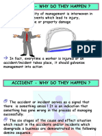 Accident-why Do They Happen