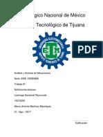 T1 - Mecanismos