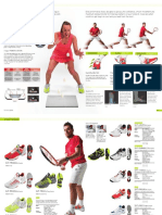2014 Tennis Catalogue P24 27 Footwear