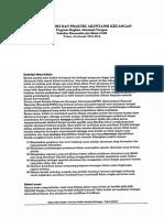 Teori Dan Praktek Akuntansi Keuangan Zuni Barokah