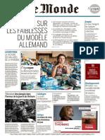 Le Monde & 2 Supplémen_ Du Dimanche 17 Et Lundi 18 Septembre 2017 - Copie