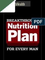 Break Thru Nutrition Plan