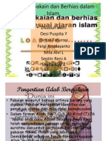 Adab Berpakain Dan Berhias Dalam Islam