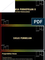 Sistem Informasi Manajemen Jasa Perhotelan