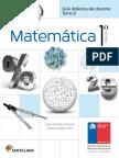 Matemática 1º Medio-Guía Docente Tomo 2