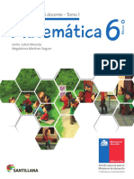 Matemática 6º Básico-Gía Docente 1