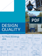 Design Quality for Police Builldings 2005