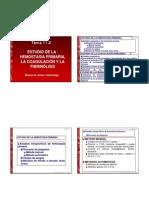 Tema 11.2-Estudio de La hemostasia Primaria, Coagulacion y Fibrinolisis
