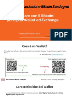 Come Iniziare Con Il Bitcoin - Principali Wallet Ed Exchange